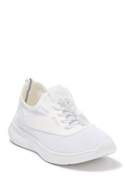Image of DANSKIN Mesh Lace-Up Toggle Sneaker