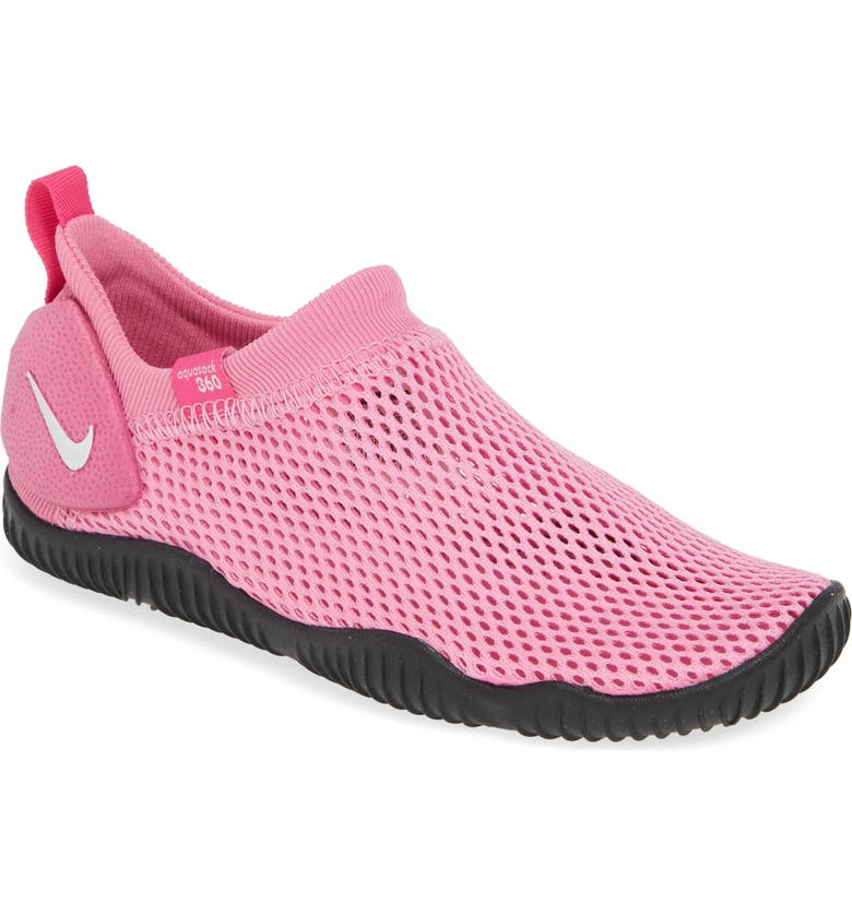 NIKE Aquasock 360 Water Friendly Slip-On, Main, color, PSYCHIC PINK/ WHITE/ FUCHSIA