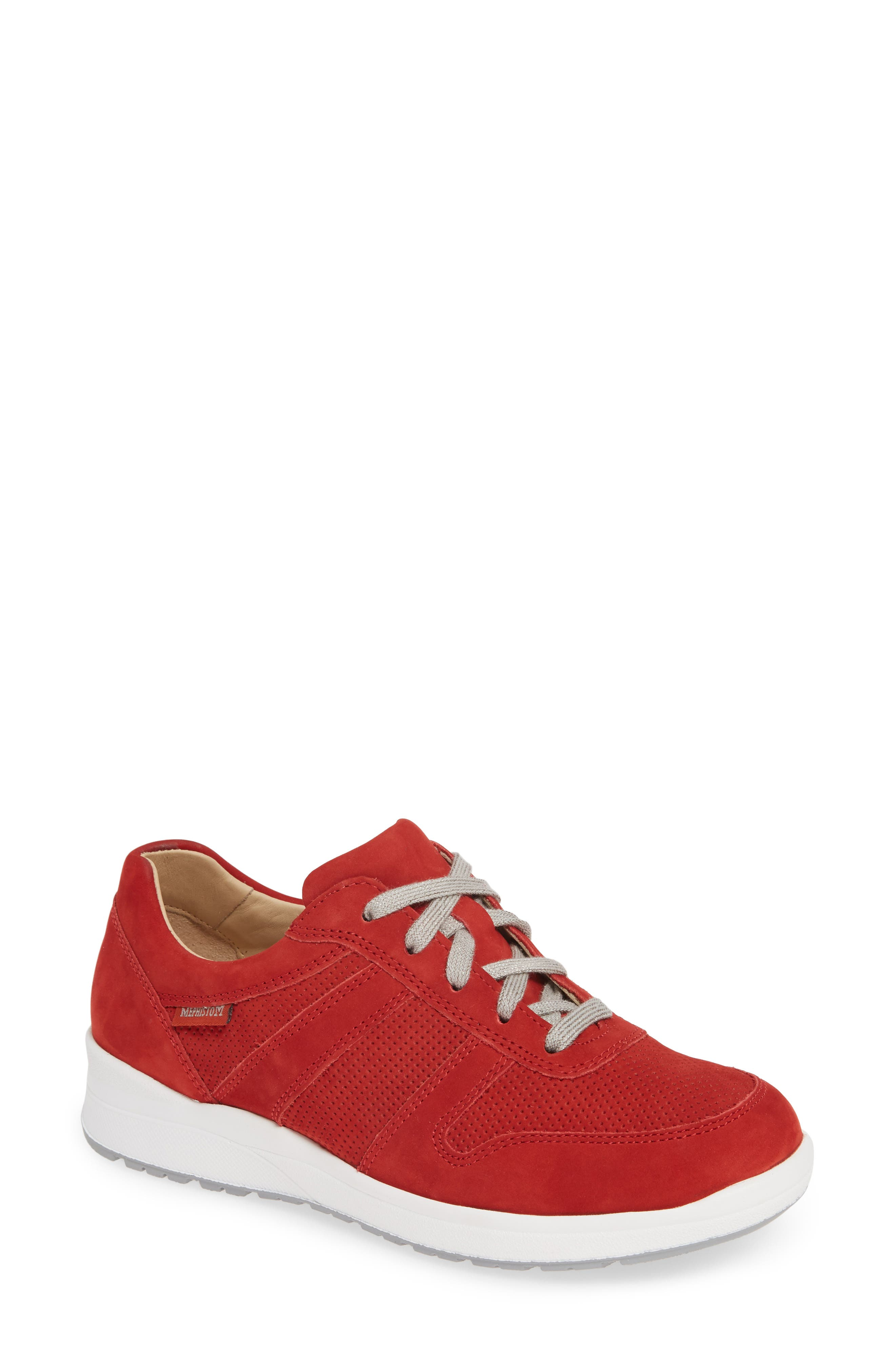 Rebecca Perforated Sneaker