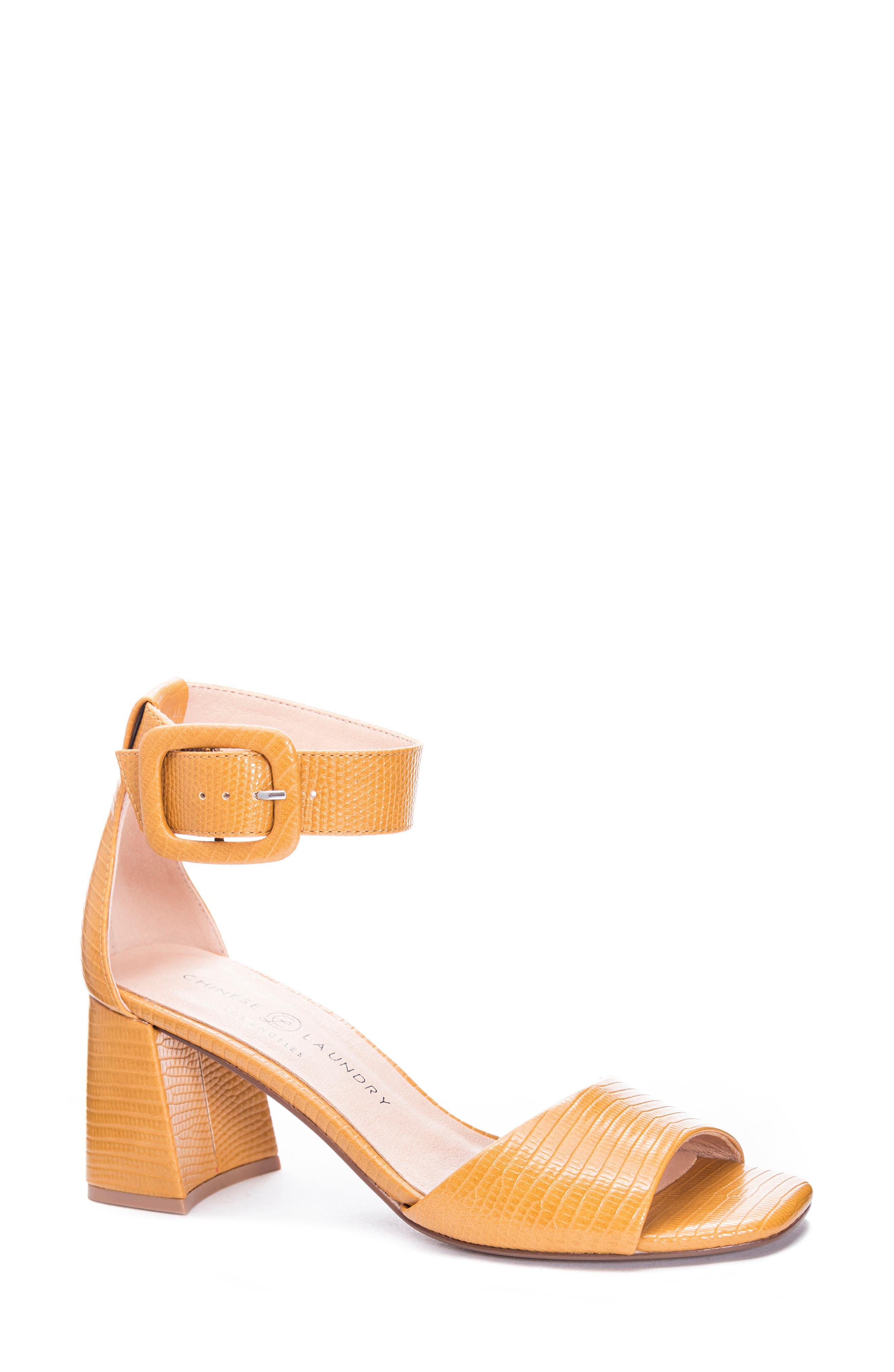 Yova Ankle Strap Sandal