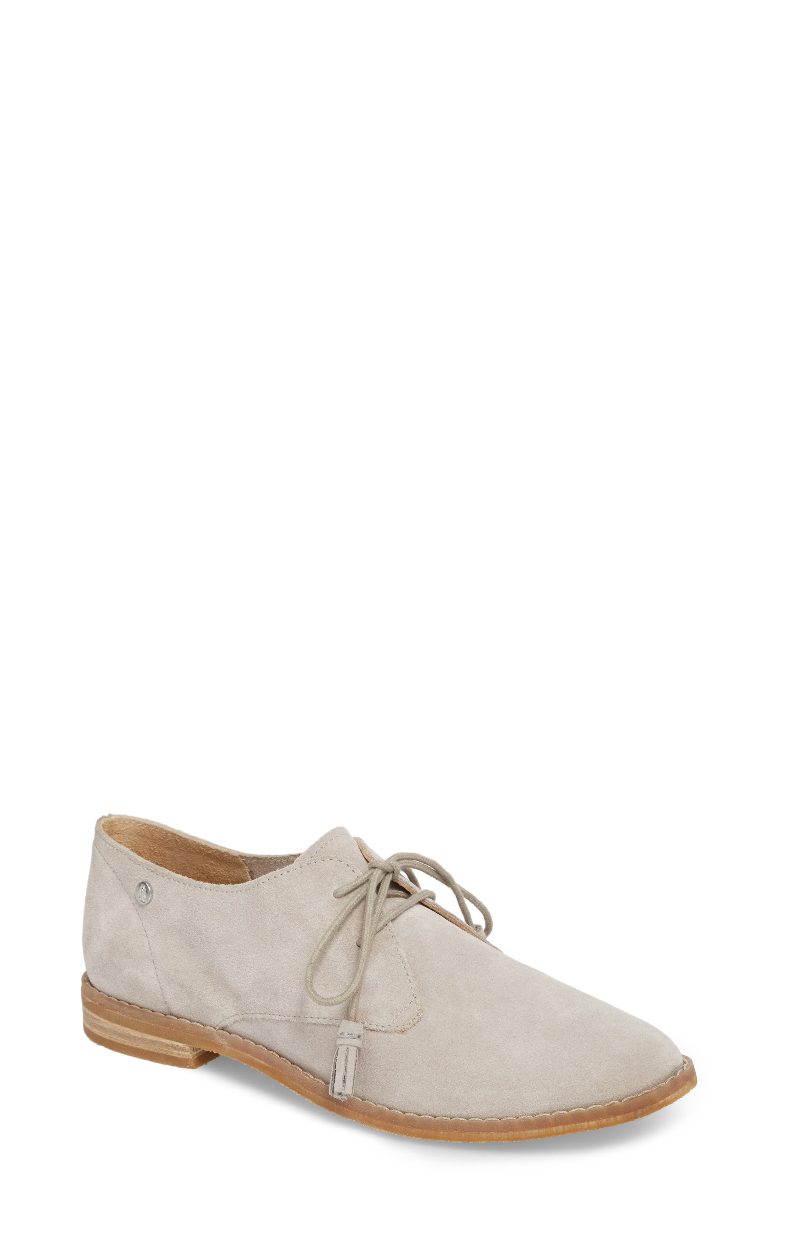 ,                             Chardon Derby,                             Main thumbnail 1, color,                             ICE GREY SUEDE