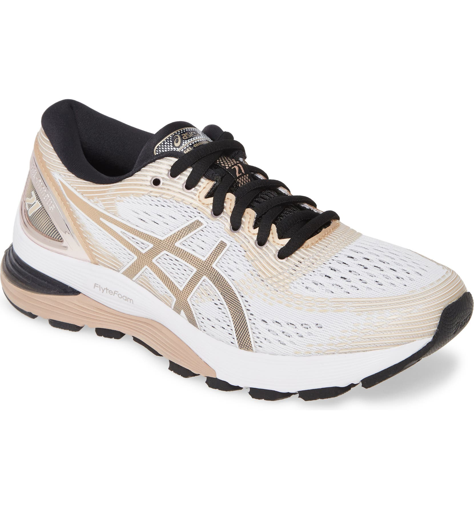 sale retailer 84b23 1251e GEL-Nimbus 21 Platinum Running Shoe