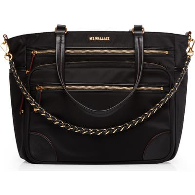 Mz Wallace Tribeca Tote - Black