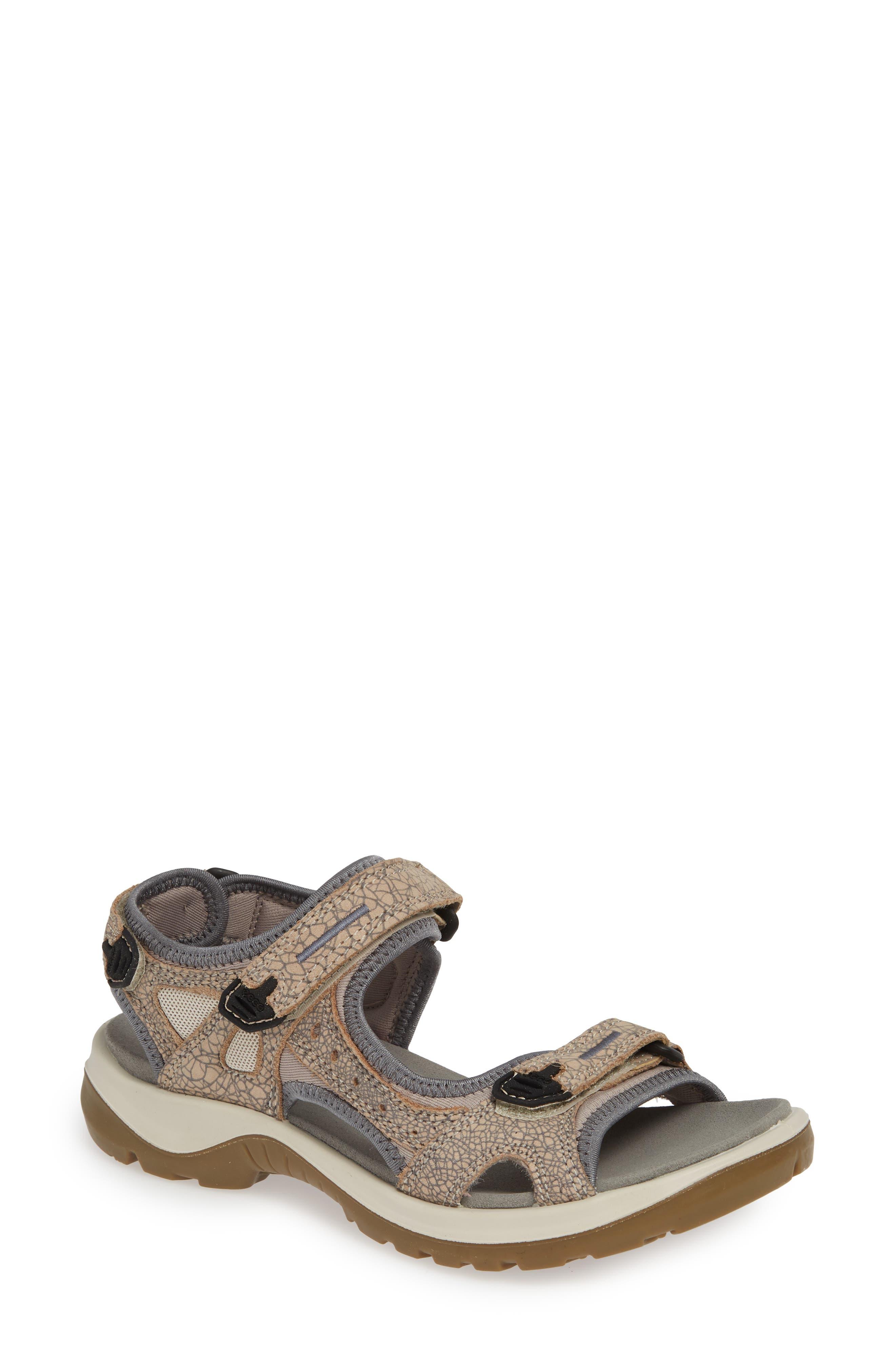 Ecco Yucatan Sandal, Beige