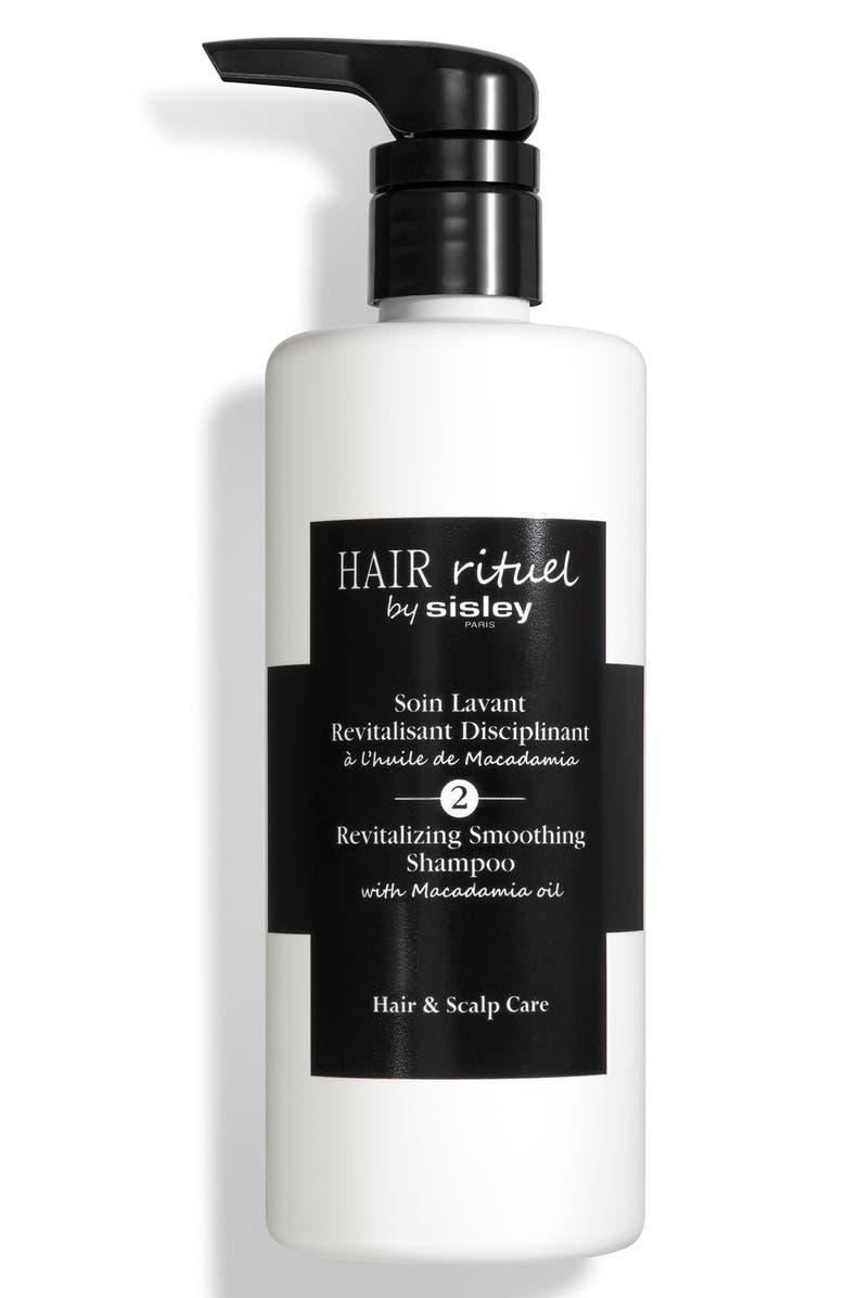 SISLEY PARIS Jumbo Revitalizing Smoothing Shampoo with Macadamia Oil, Main, color, NO COLOR
