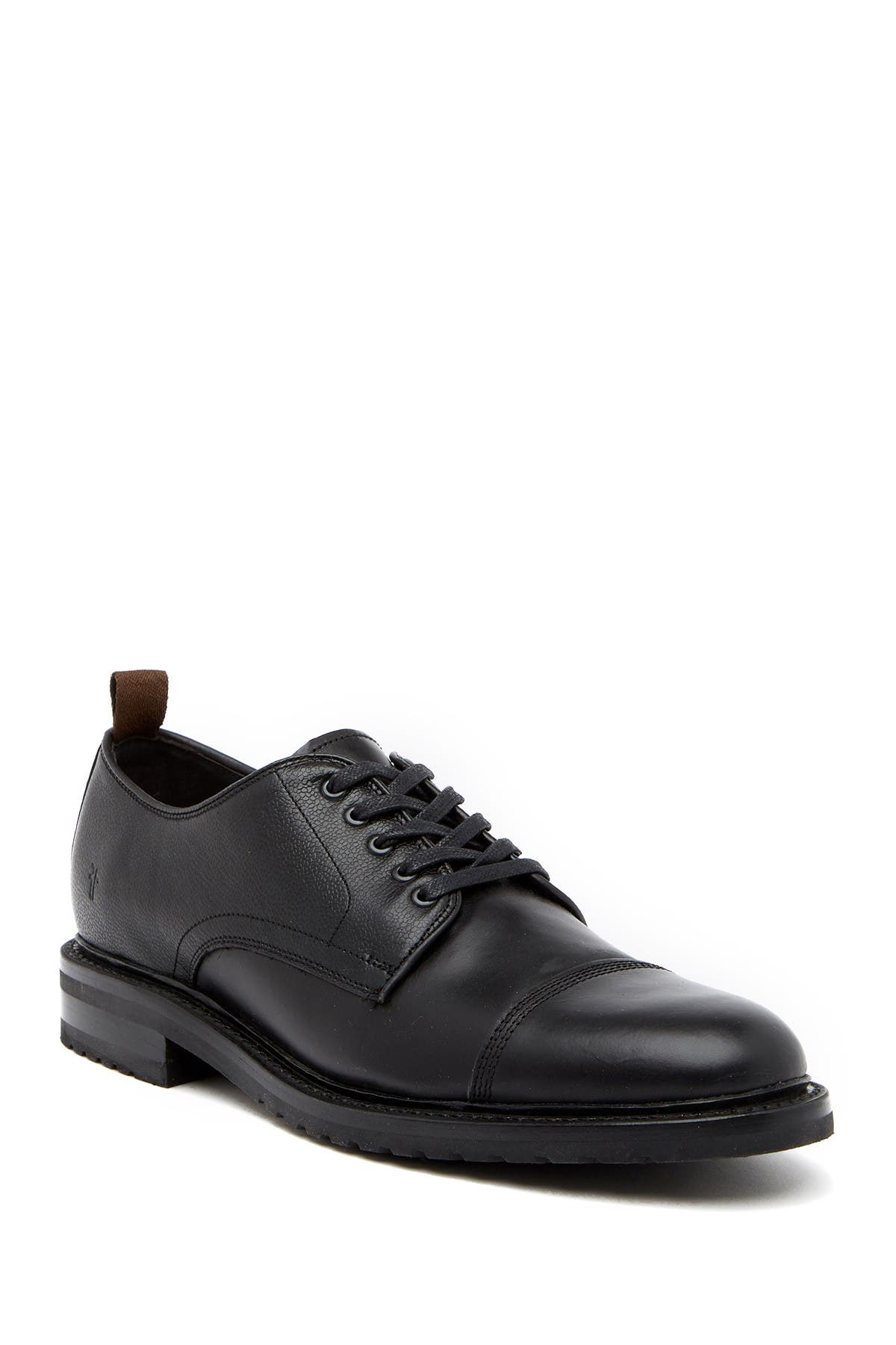 Image of Frye Officer Leather Oxford