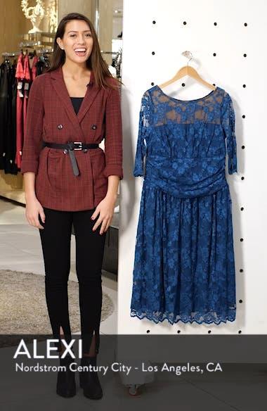 Luna Lace A-Line Dress, sales video thumbnail