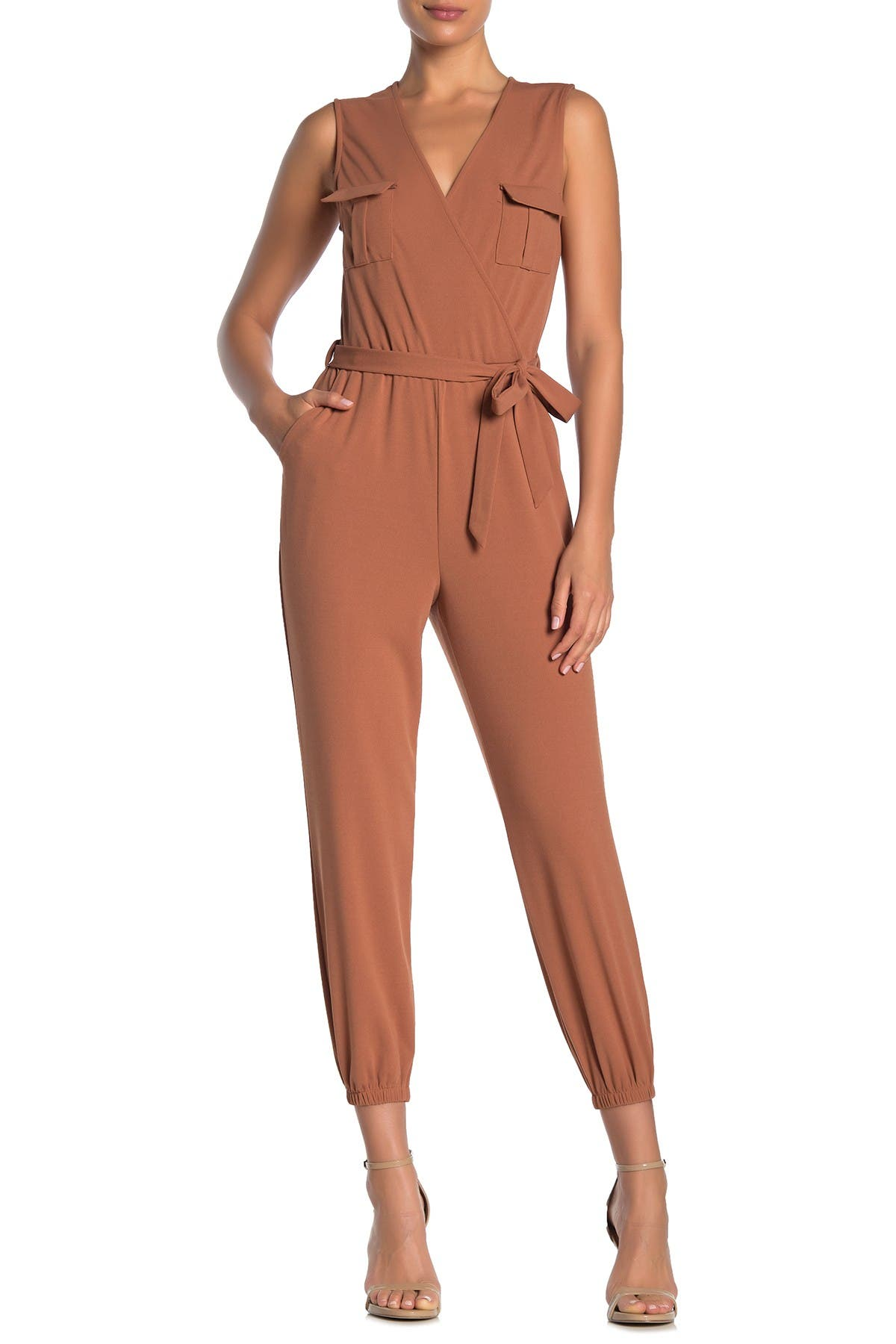 Image of MAX & ASH Military Jumpsuit