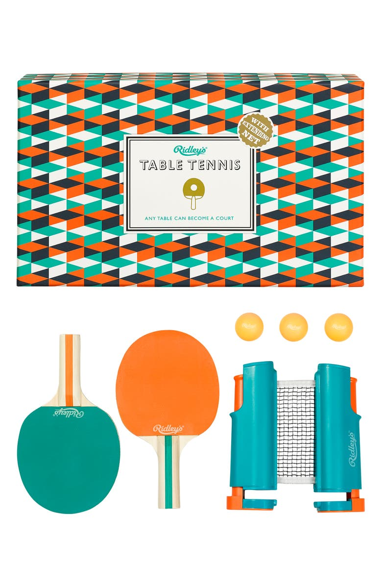 WILD & WOLF Table Tennis Set, Main, color, 300