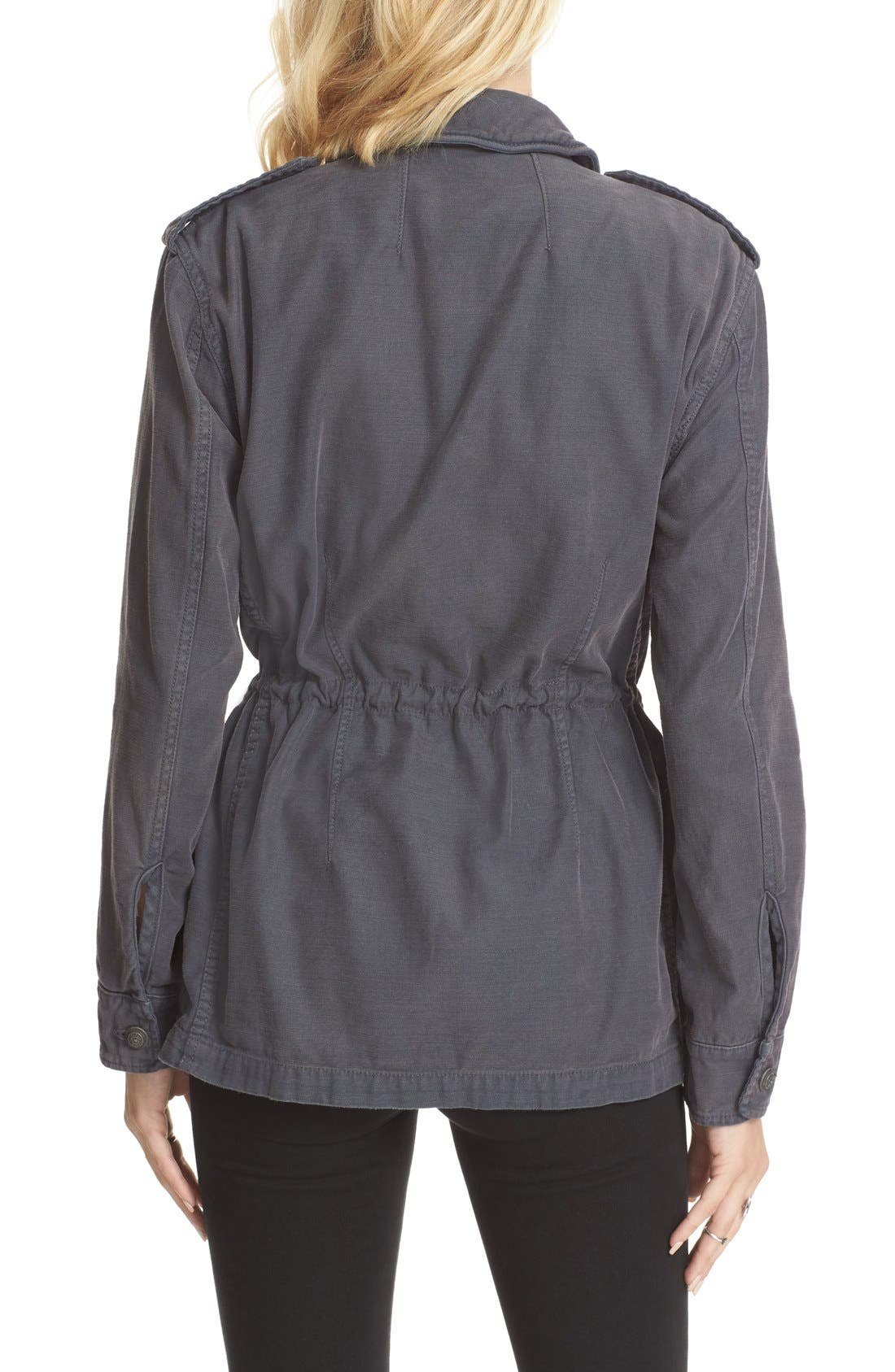 ,                             'Not Your Brother's' Utility Jacket,                             Main thumbnail 7, color,                             001