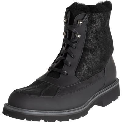 Ross & Snow Phillipe Waterproof Boot, Black