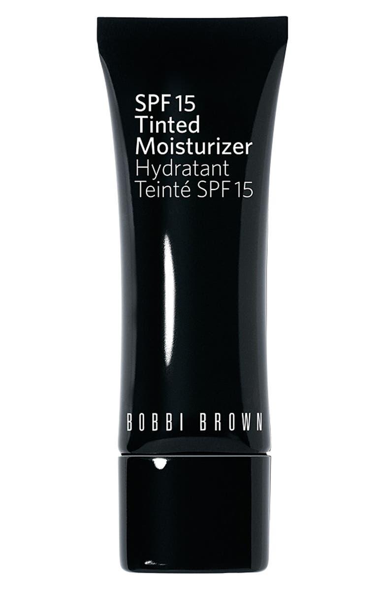BOBBI BROWN Tinted Moisturizer SPF 15, Main, color, 001