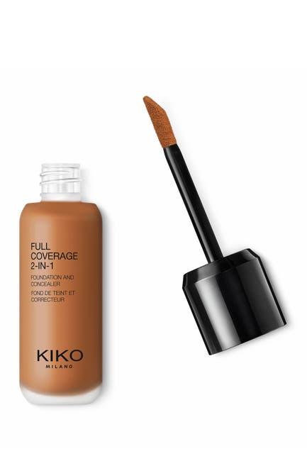 Image of Kiko Milano Full Coverage 2-In-1 Foundation & Concealer - Neutral 145