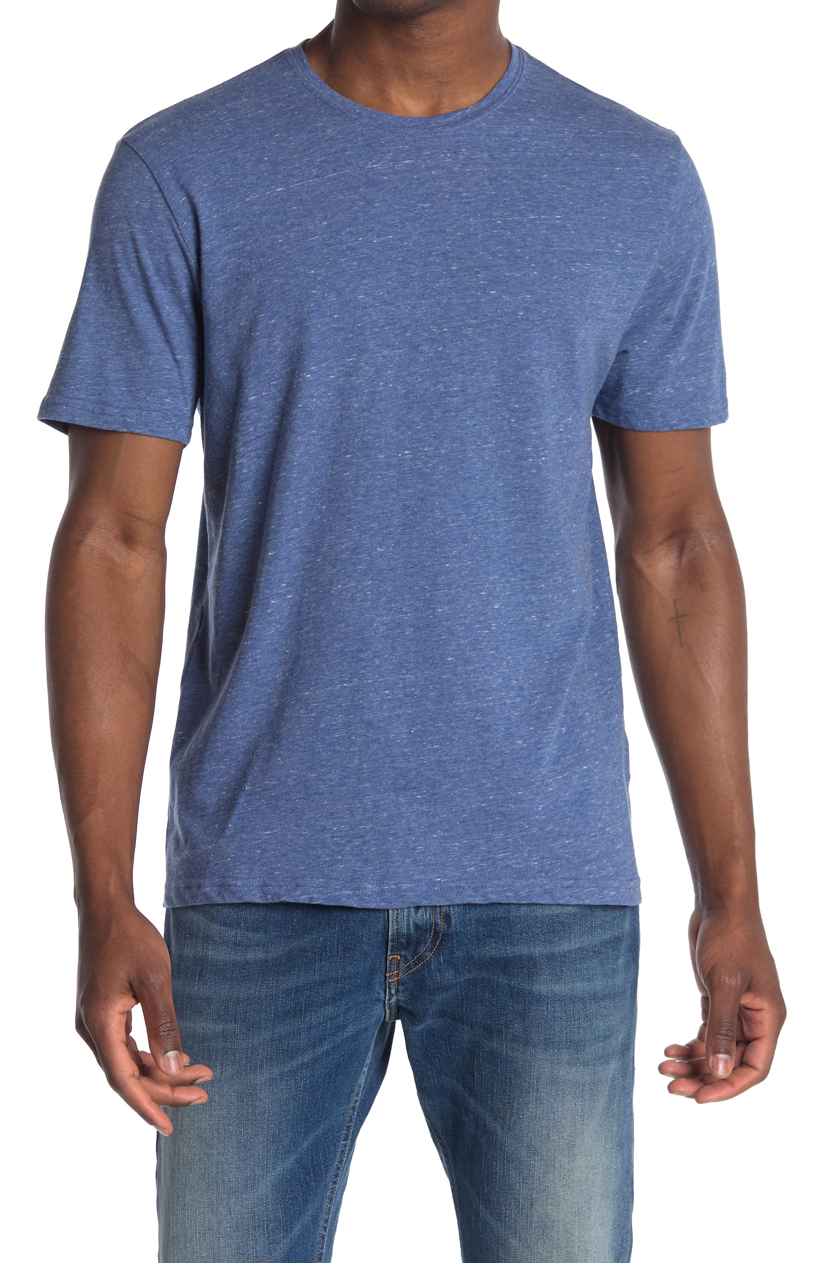 Image of Abound Chill Heathered Crew Neck T-Shirt