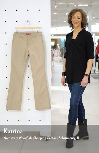 Flex Bootcut Trousers, sales video thumbnail