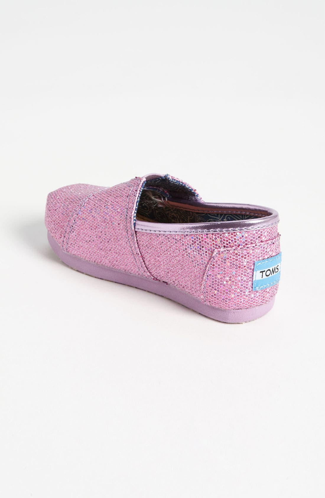 ,                             'Classic Tiny - Glitter' Slip-On,                             Alternate thumbnail 22, color,                             510