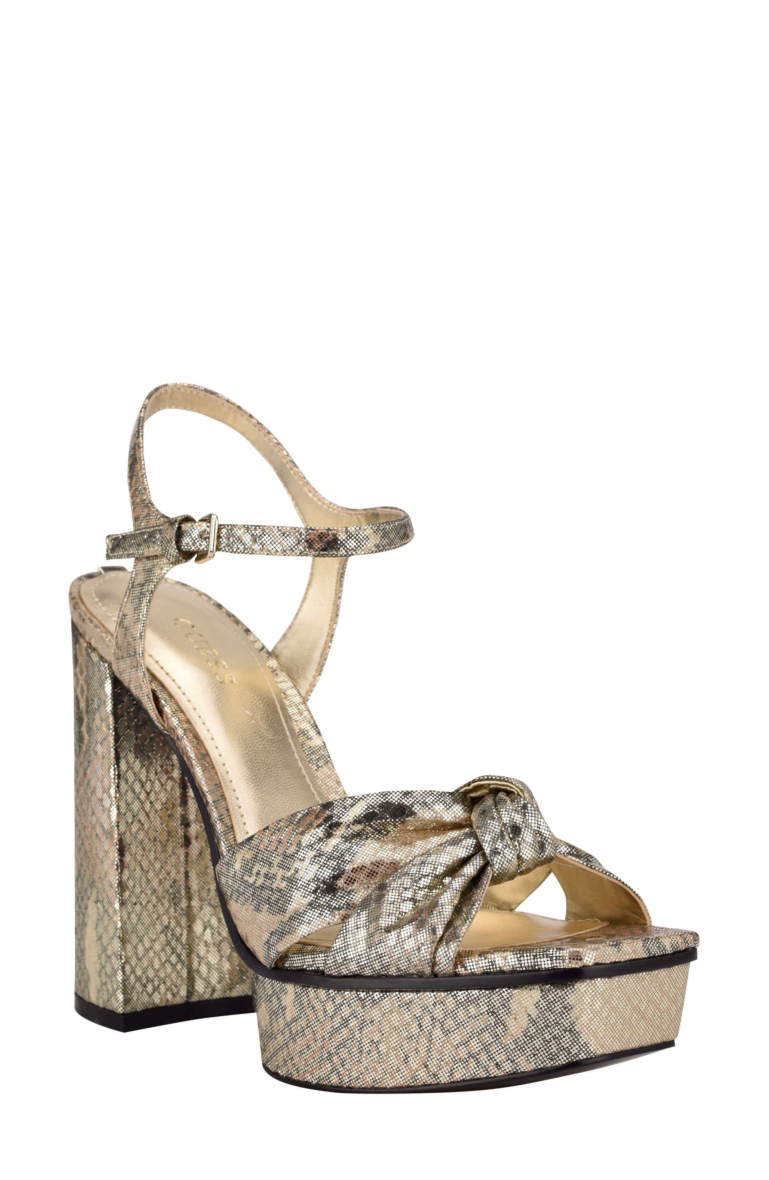 Roslynn Platform Sandal