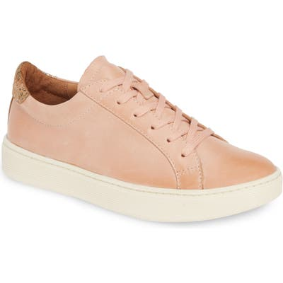 Sofft Somers Tie Sneaker, Pink
