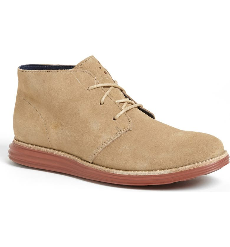 COLE HAAN 'LunarGrand' Chukka Boot, Main, color, 250