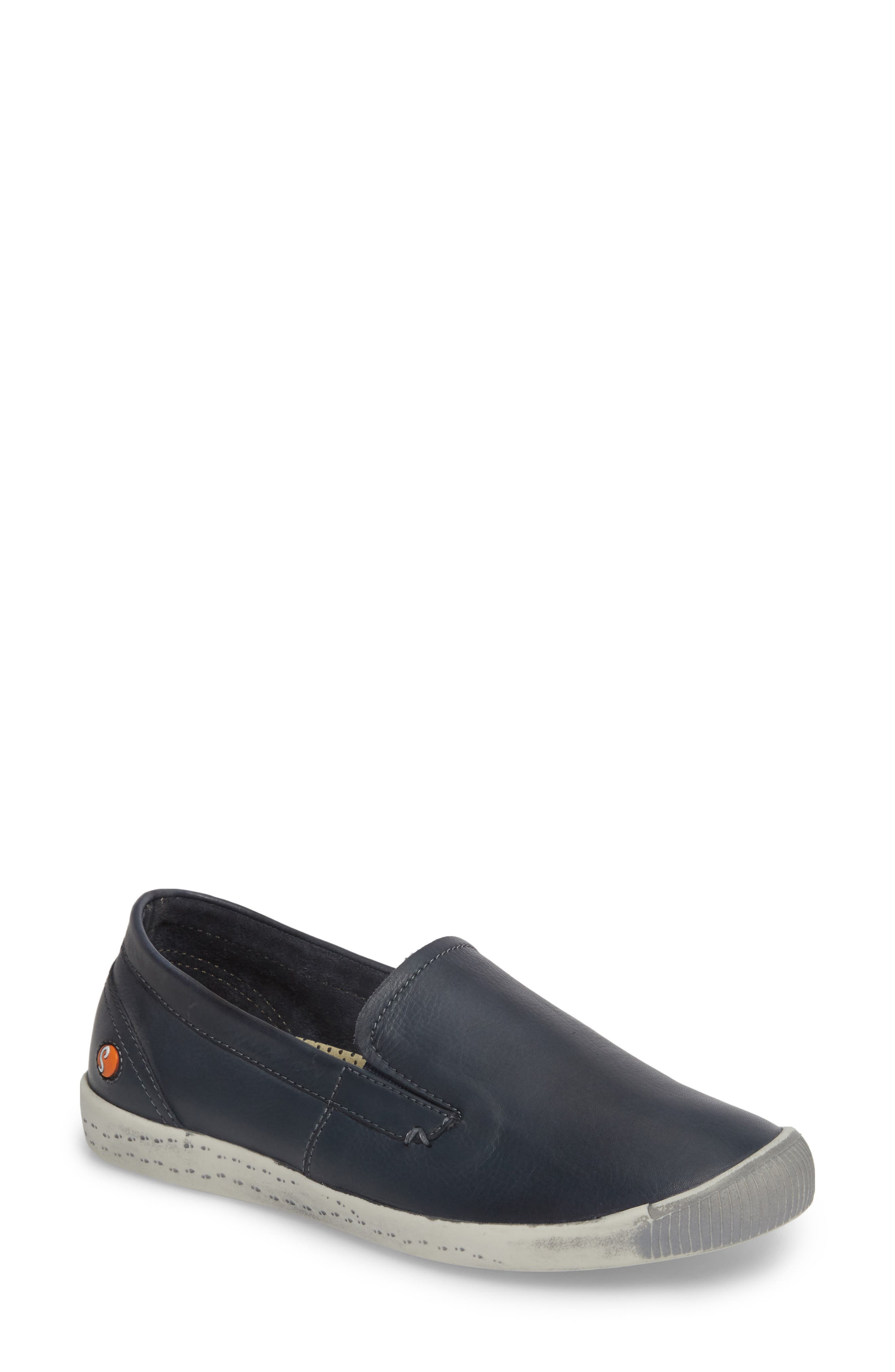 Softinos By Fly London Ita Slip-On Sneaker - Blue