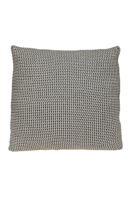 Image of Parkland Collection Willow Transitional Beige/Cream Throw Pillow