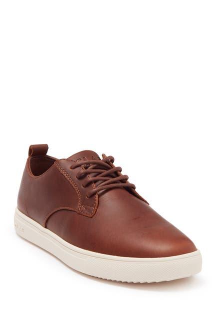 Image of Clae Ellington Leather Sneaker
