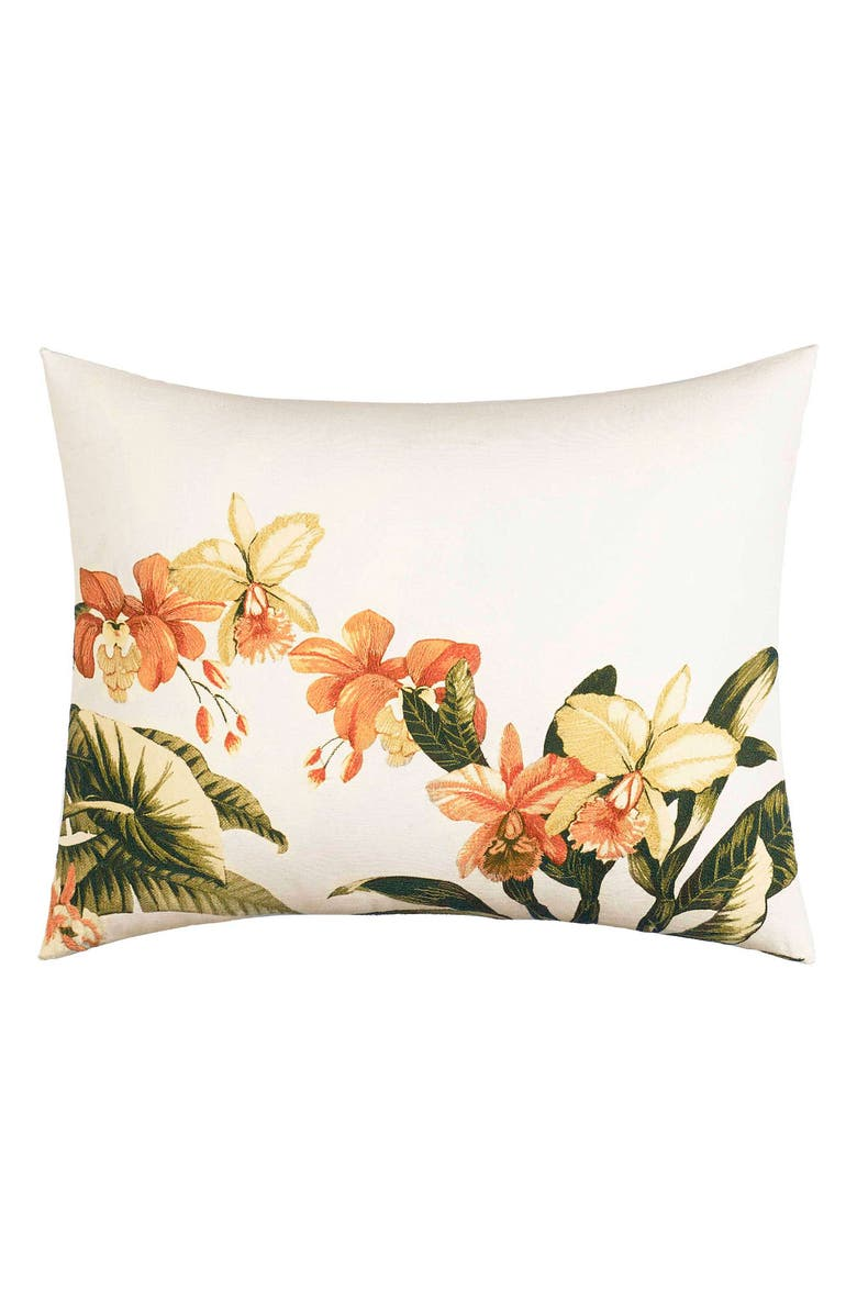 TOMMY BAHAMA Siesta Key Coral Breakfast Pillow, Main, color, CORAL