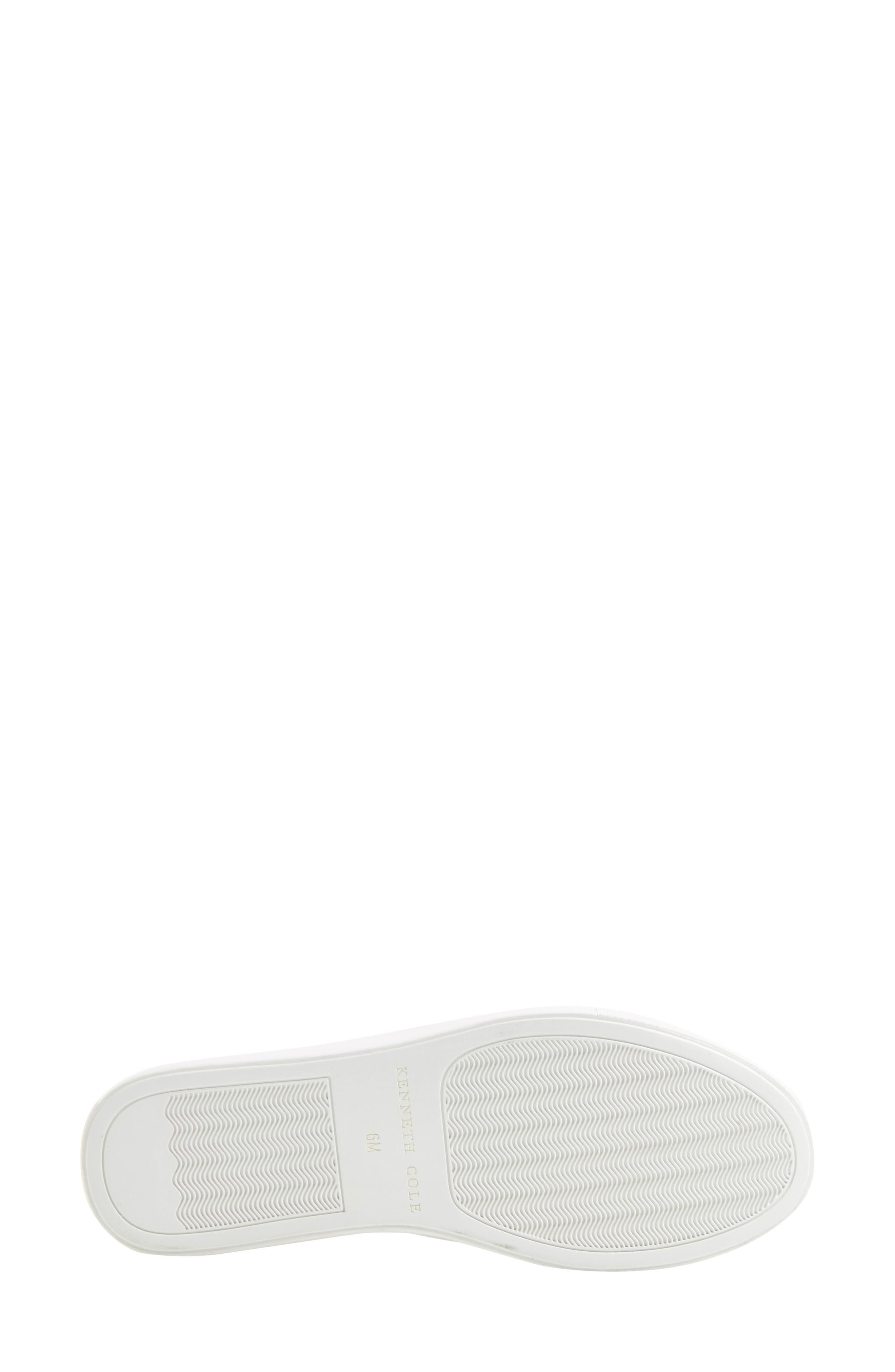 ,                             'Kam' Sneaker,                             Alternate thumbnail 3, color,                             WHITE