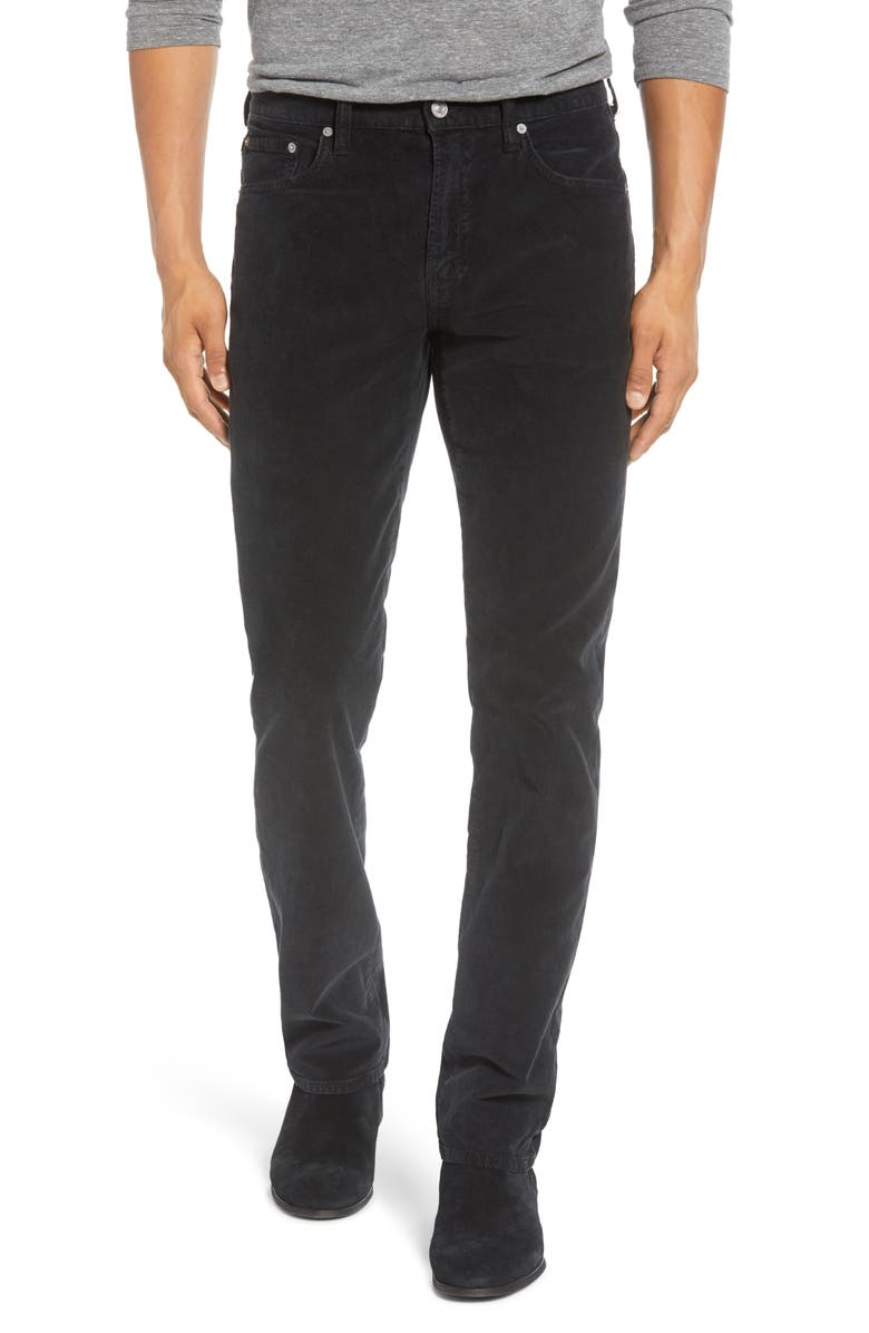 CITIZENS OF HUMANITY Gage Slim Straight Leg Jeans, Main, color, PETROL