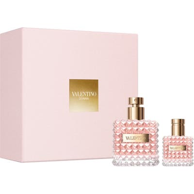 Valentino Donna Eau De Parfum Set ($210 Value)