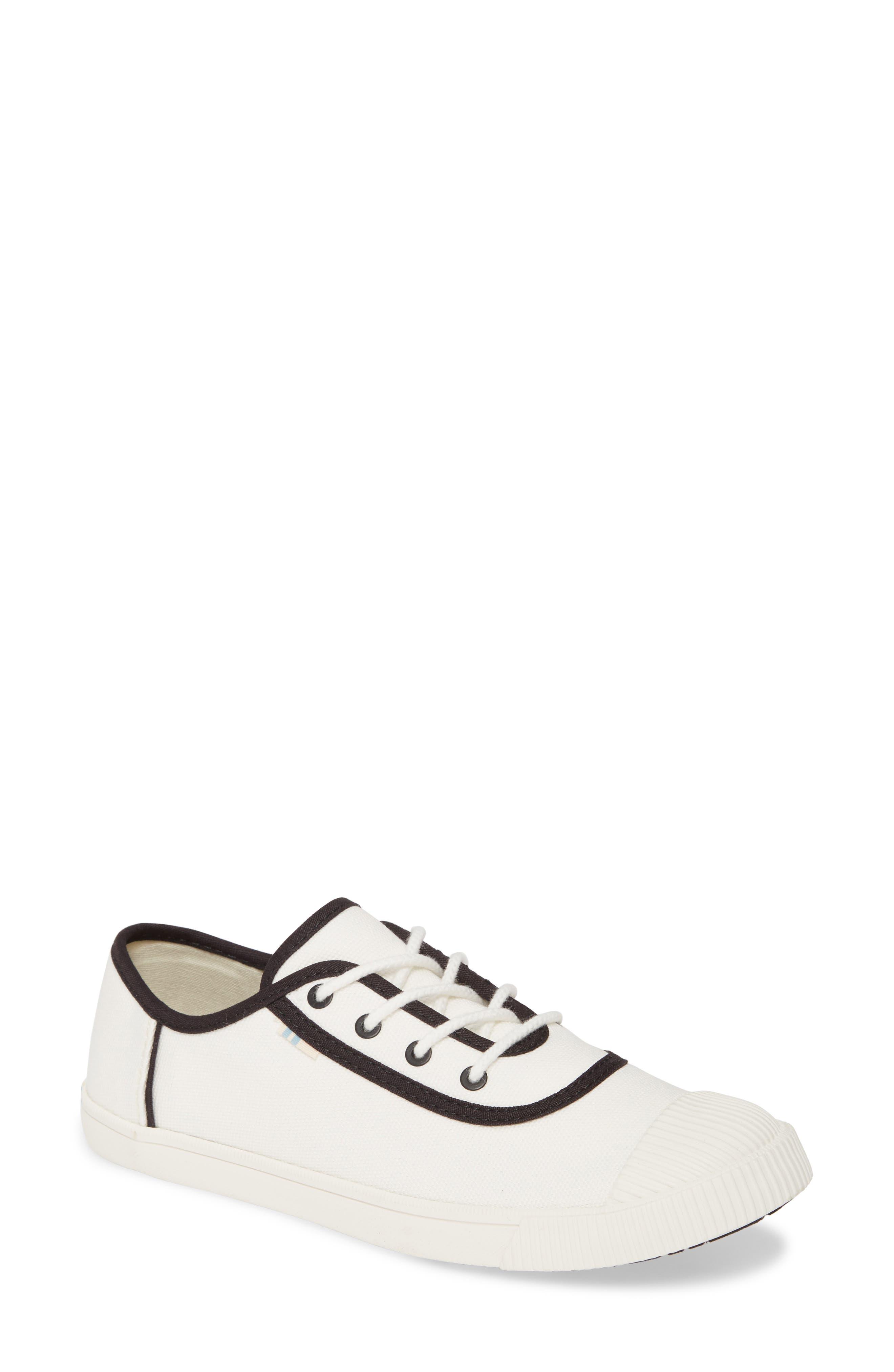 Toms Carmel Sneaker B - White