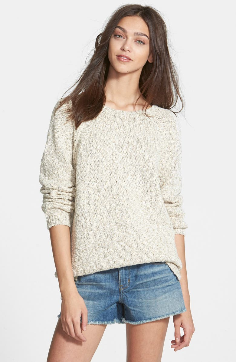 HINGE <sup>®</sup> Chunky Pullover Sweater, Main, color, 250