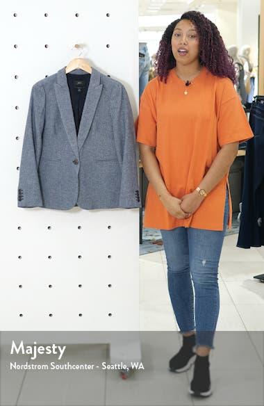 Parke Donegal Wool Blend Blazer, sales video thumbnail