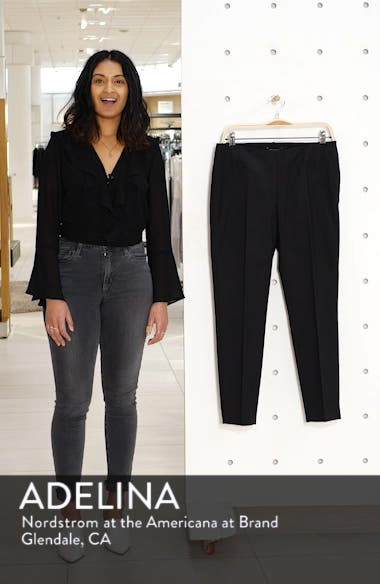 'Stanton' Slim Leg Ankle Pants, sales video thumbnail