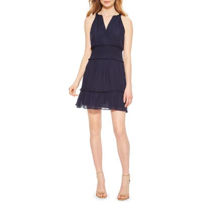 Parker Cambria Minidress, Blue