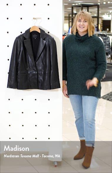 Leather Blazer, sales video thumbnail