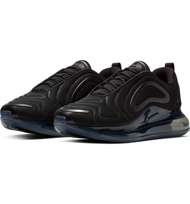 NIKE Air Max 720 Sneaker, Main, color, BLACK/ ANTHRACITE