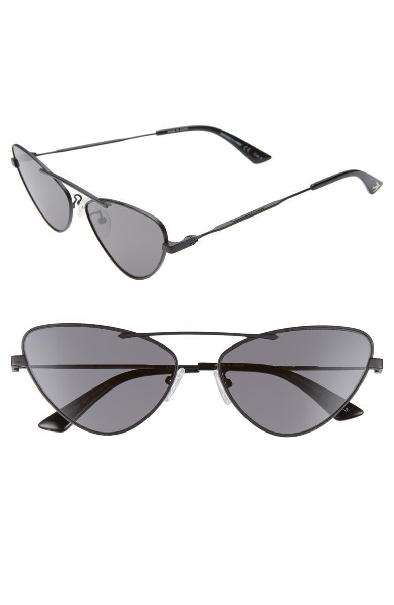 59mm Cat Eye Sunglasses by Mcq Alexander Mcqueen