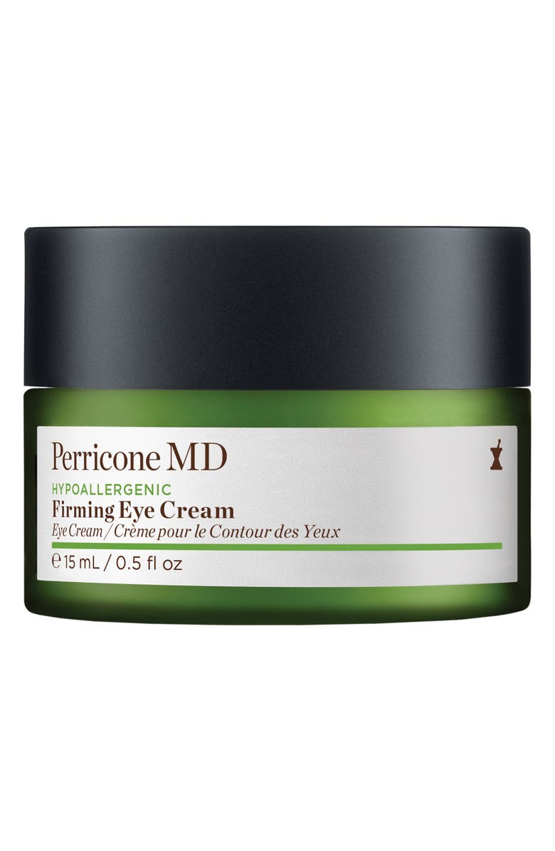 PERRICONE MD Hypoallergenic Firming Eye Cream, Main, color, NO COLOR