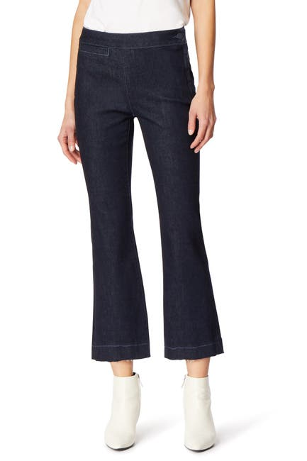 Image of Habitual Carmela Cropped Flare Jeans