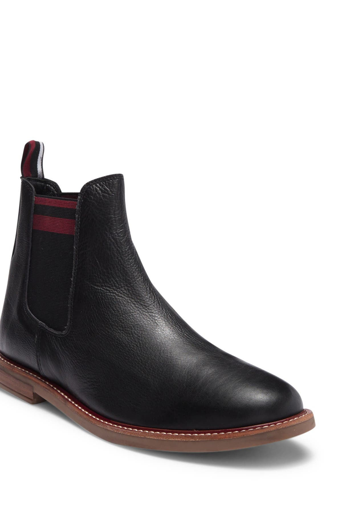 Image of Ben Sherman Brent Leather Chelsea Boot