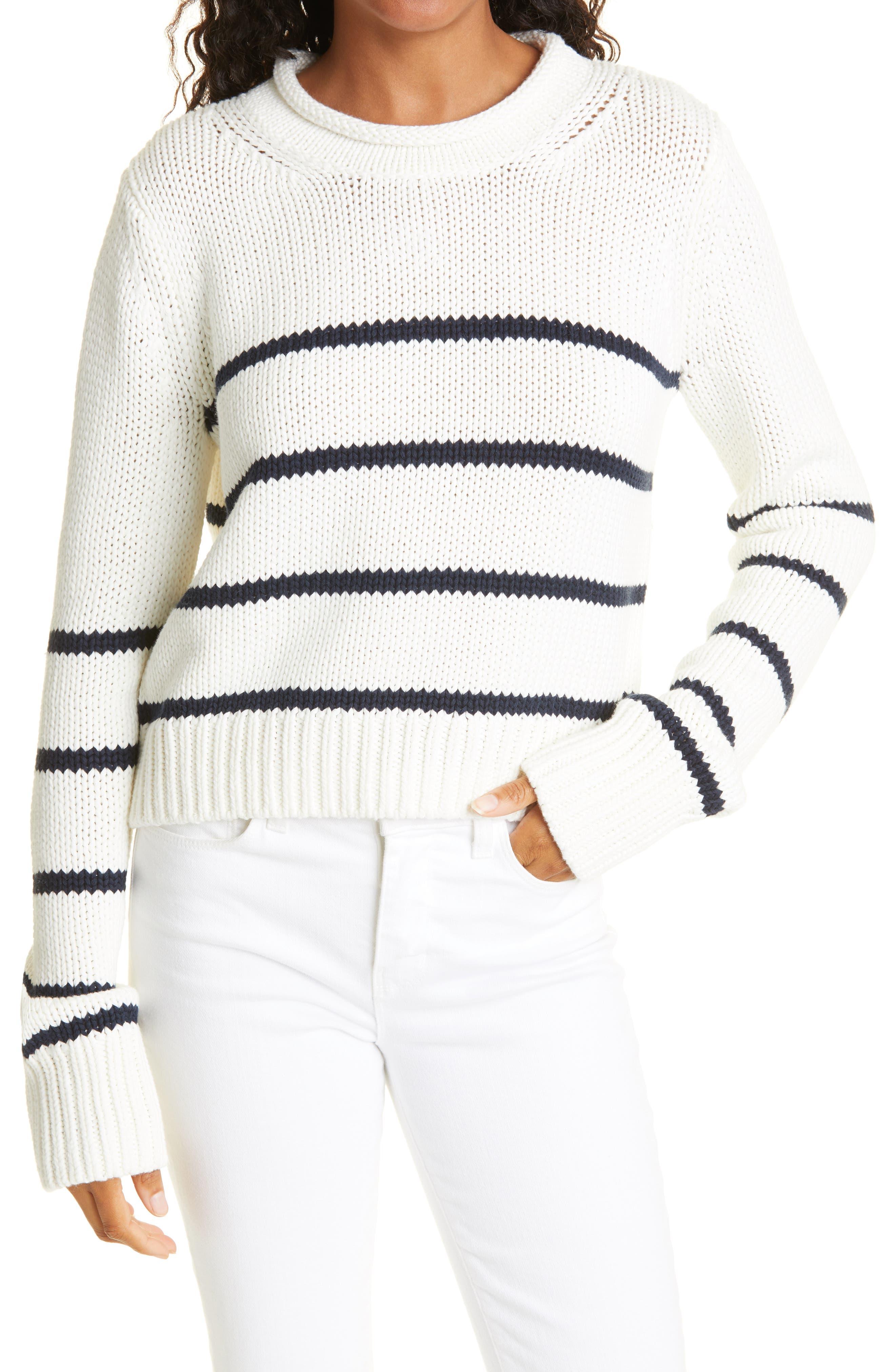 Marin Cotton Sweater