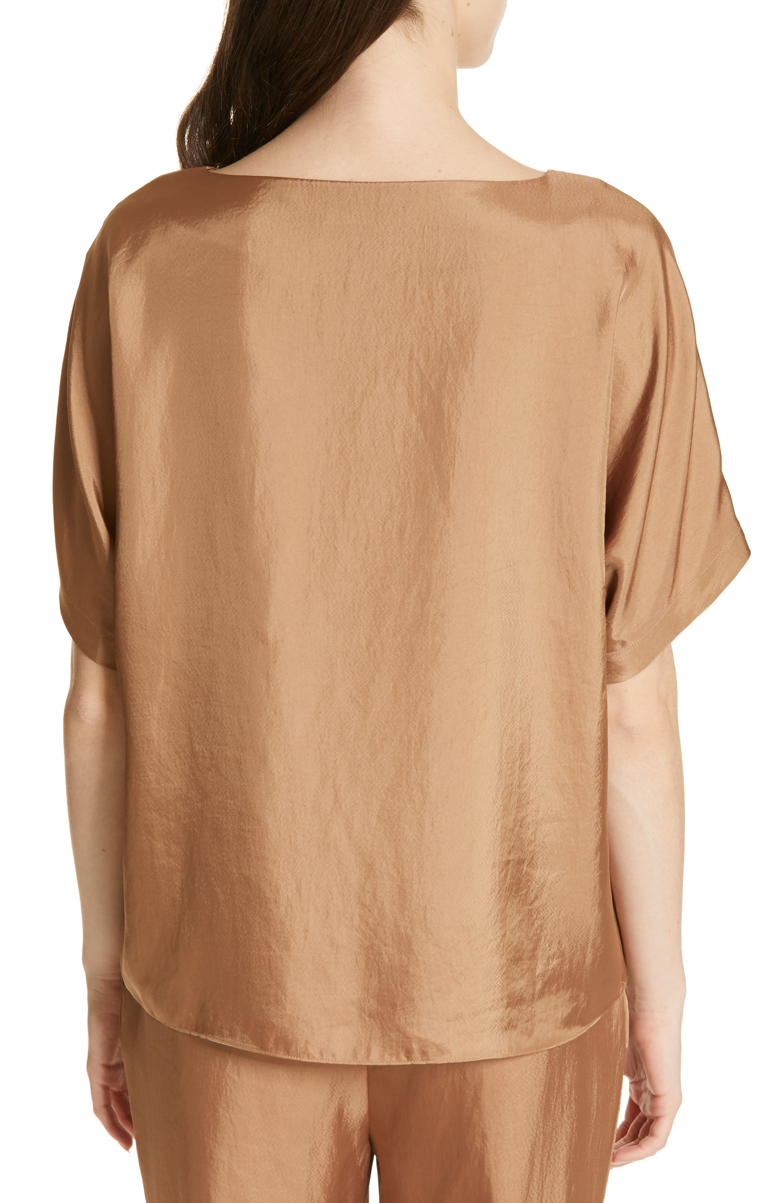,                             Mendini Twill Easy Top,                             Alternate thumbnail 2, color,                             SABLE BROWN