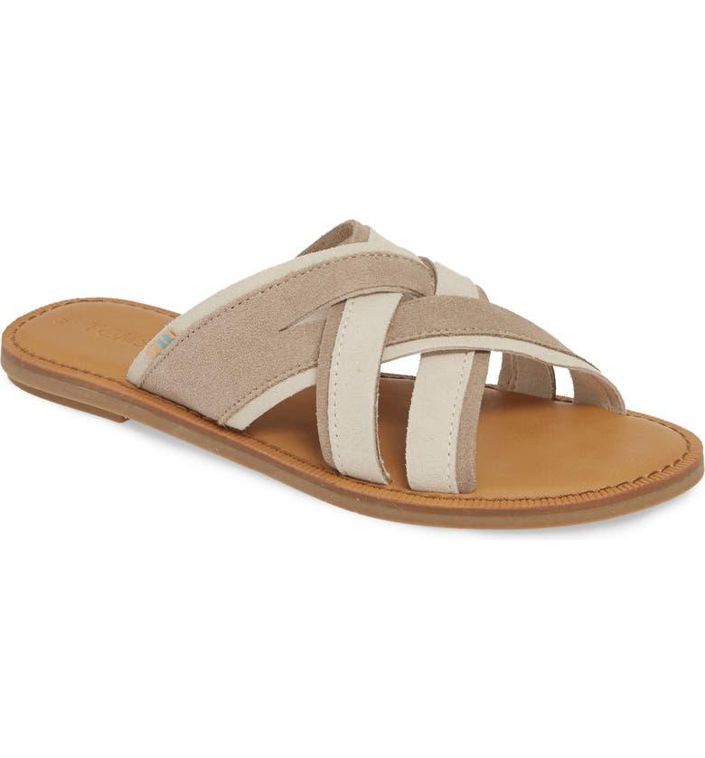 TOMS Val Slide Sandal, Main, color, 250