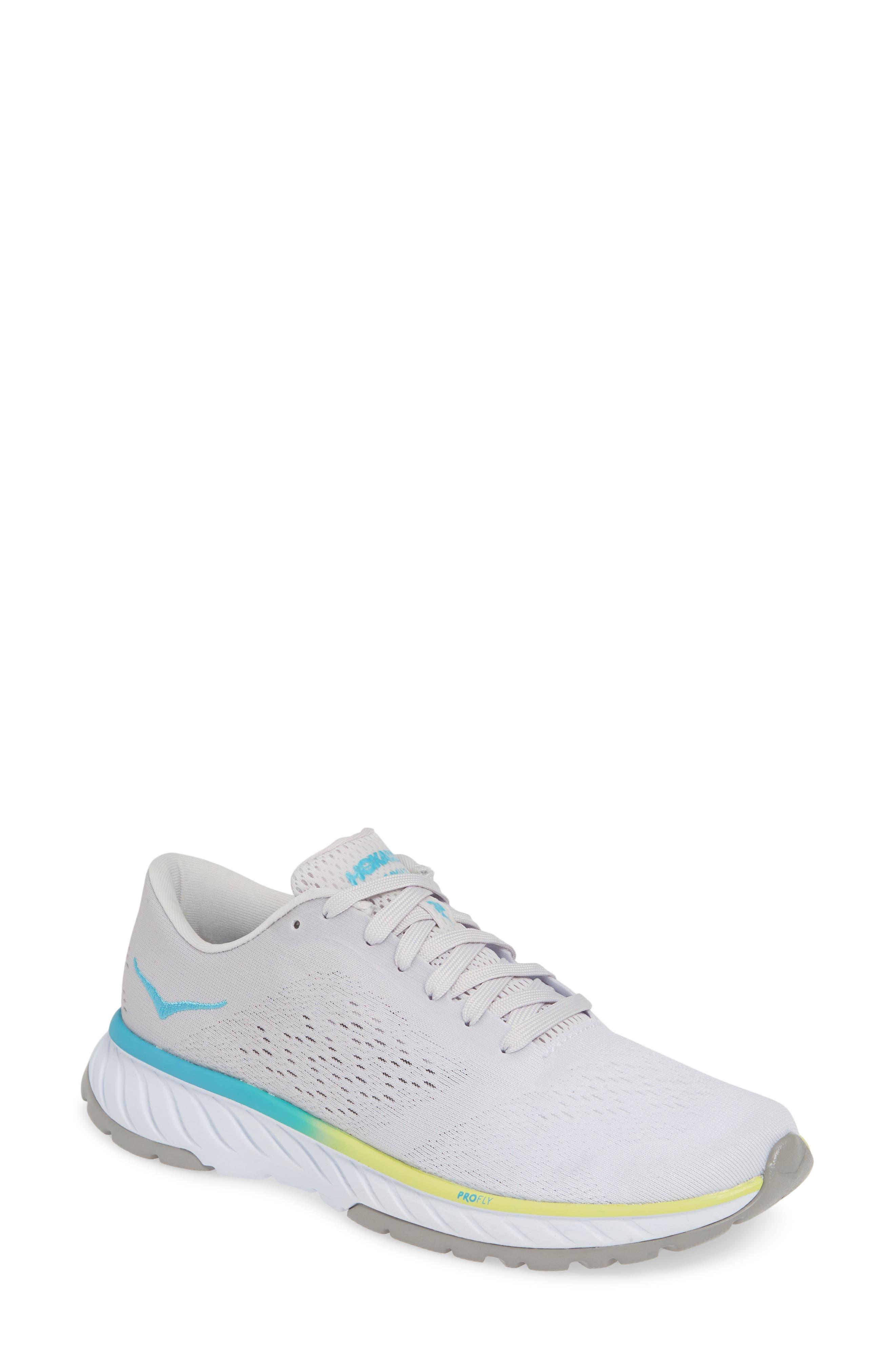 Hoka One One Cavu 2 Running Shoe, Grey