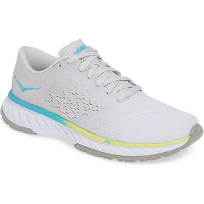 Hoka One One Cavu 2 Running Shoe- Grey