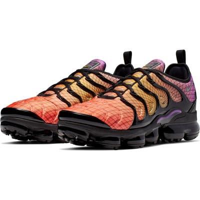 Nike Air Vapormax Plus Sneaker, Red