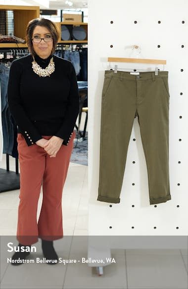The Confidant Roll Cuff Pants, sales video thumbnail