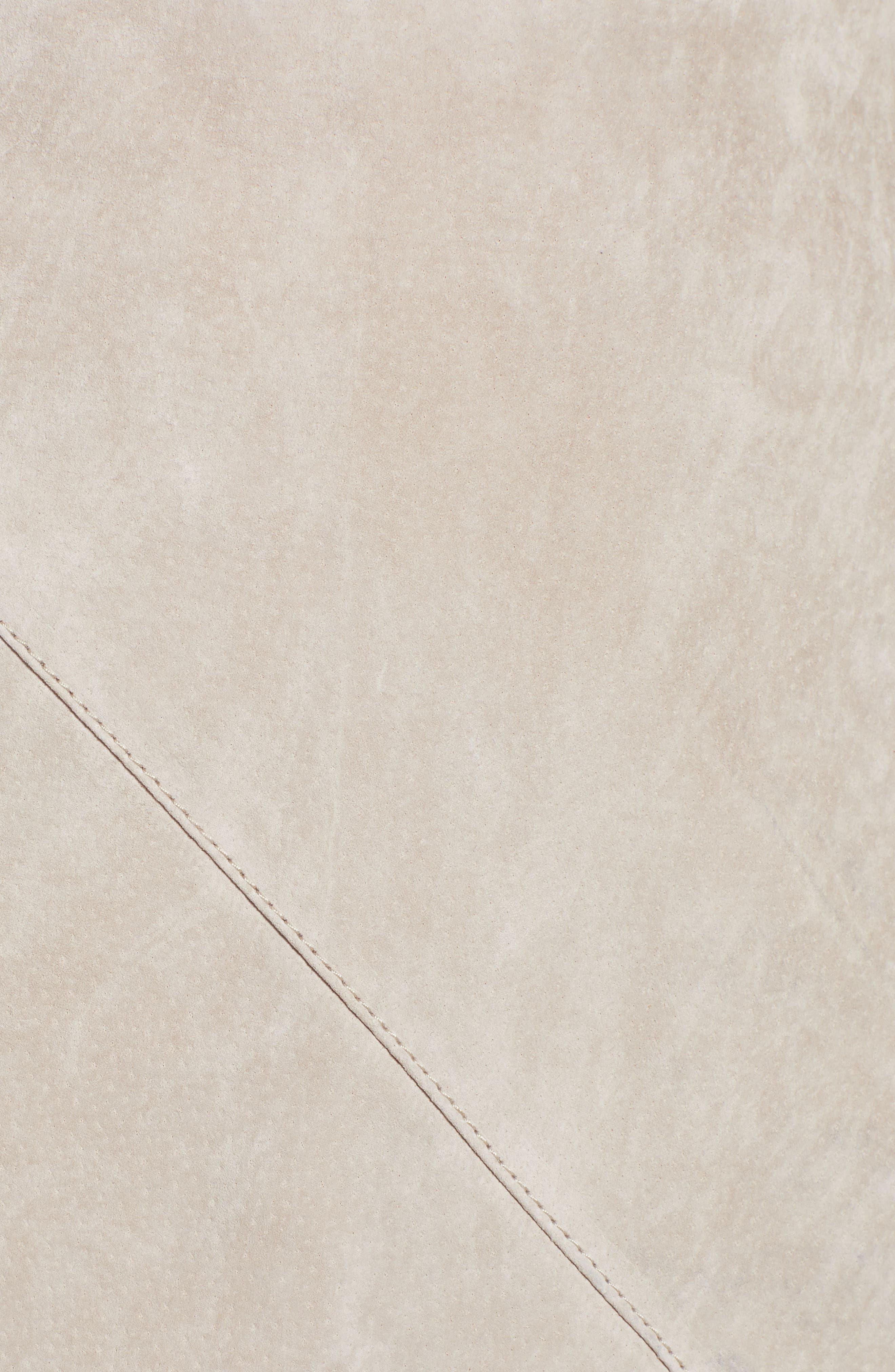 ,                             Lace-Up Suede Miniskirt,                             Alternate thumbnail 11, color,                             251