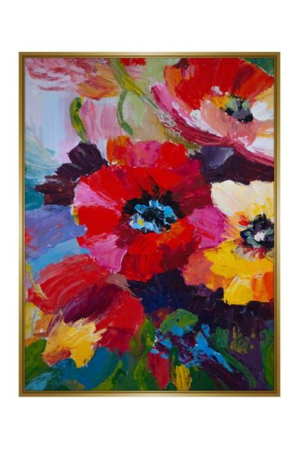 Image of PTM Images Large Botanical #32 Rectangle Canvas